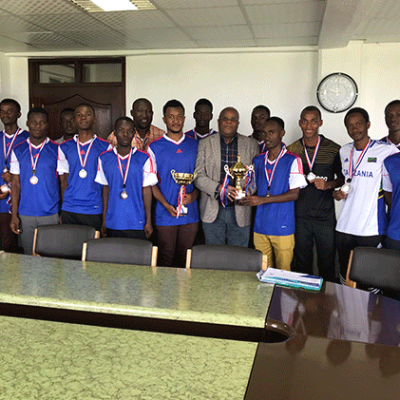Tanzania Universities Sports Association (TUSA) 2017